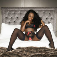 Billie Farlow - exclusive intl. ebony companion