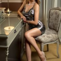 Alice, lebenslustiges Escort Girl